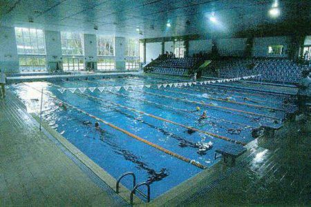 Furto alla piscina comunale cronaca livorno - Piscina comunale livorno corsi acquagym ...