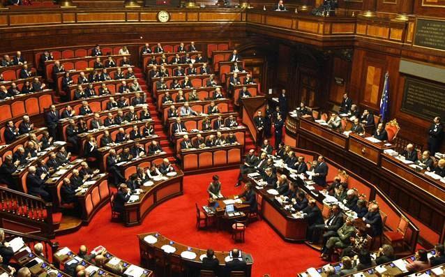 Mps primo test in parlamento economia roma for Presenze parlamento