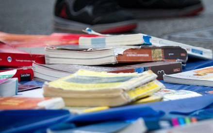 Centinaia Di Libri Distrutti Dalla Tempesta Attualit