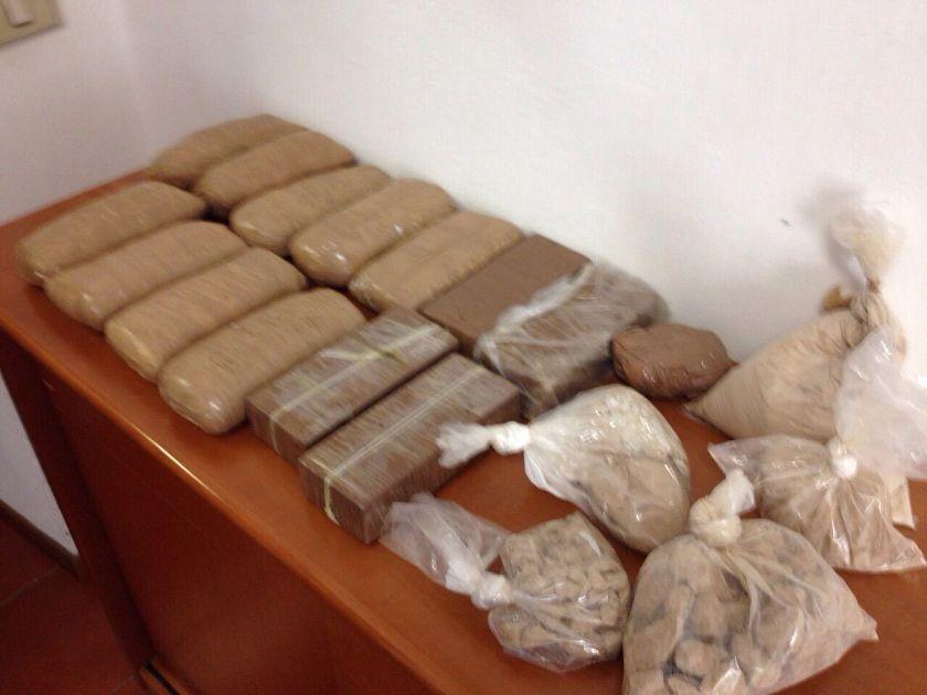 Operazione intercity 35 arresti per droga cronaca pisa for Arresti a poggiomarino per droga