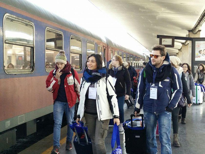 Il Treno Della Memoria Verso Auschwitz Attualit Firenze