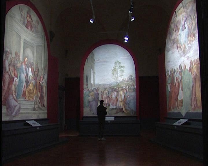 Rosso Fiorentino al centro dell'arte volterrana | Cultura ...