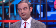 Il Mr. Bean di Carrara in tv - VIDEO