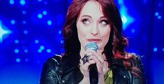 All together now, Federica Bensi in semifinale