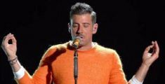 ​Esulta l'Ariston per Francesco Gabbani