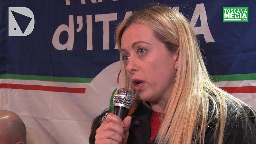 Elezioni politiche, Salvini e Meloni a Novara per la campagna del centrodestra