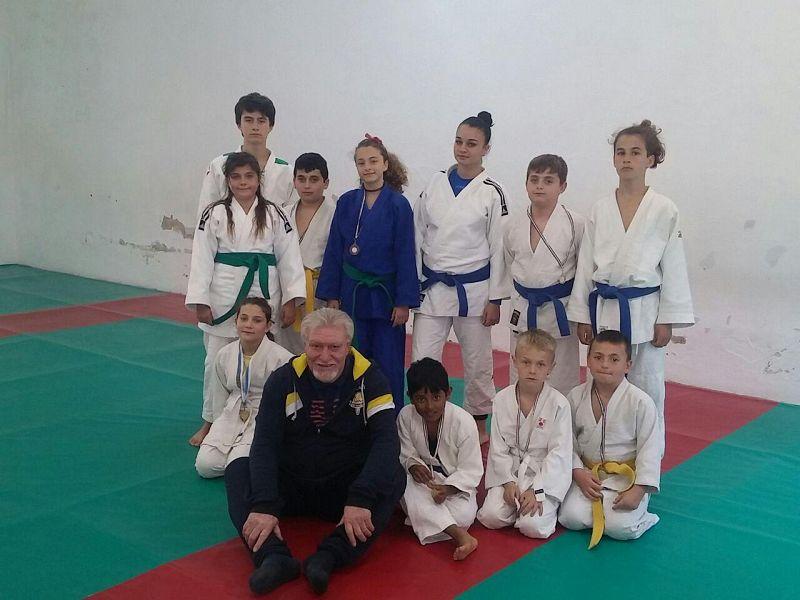 Medaglie per il judo elbano   Attualità Portoferraio