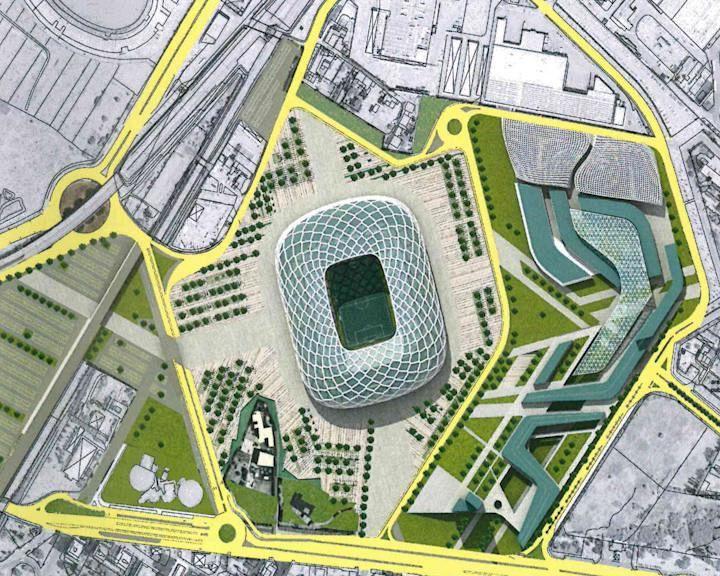 Palazzo Vecchio dà la proroga al progetto dello stadio