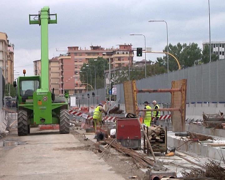 Ripartono I Lavori Della Tramvia Attualit Firenze