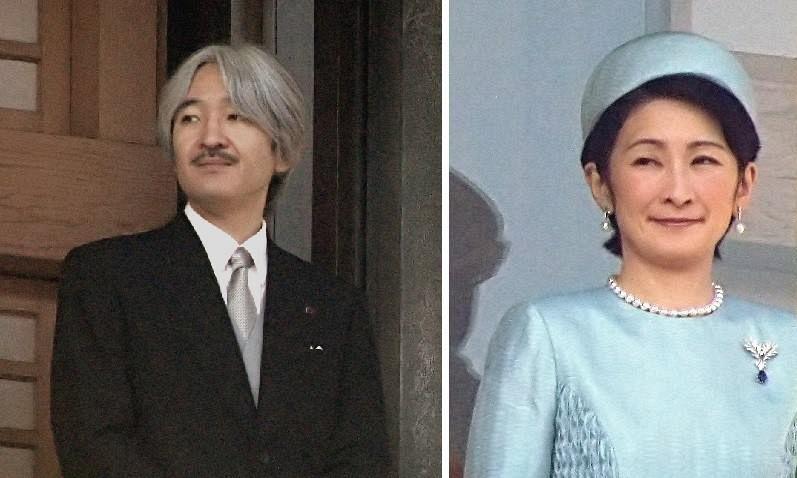 I reali di Giappone in visita a Città di Castello