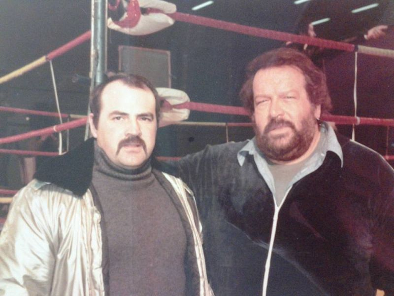 L'italia piange la scomparsa di Bud Spencer