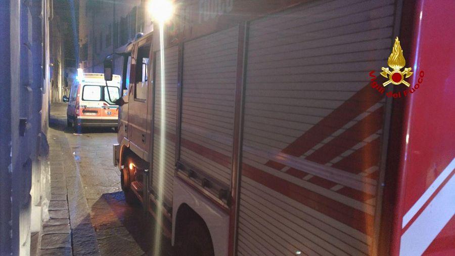 Firenze, ragazza cade dalla finestra di un hotel: grave in ospedale