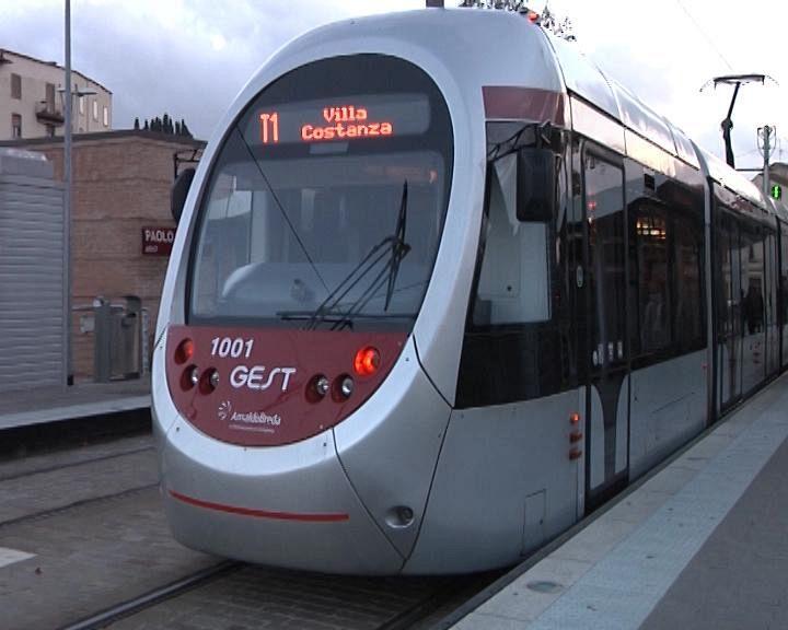 Tramvia i soldi del governo per la linea 4 attualit for Bagno a ripoli firenze bus