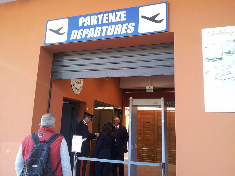 Aeroporto Elba Allungamento Pista : Allungamento della pista aeroporto di marina campo
