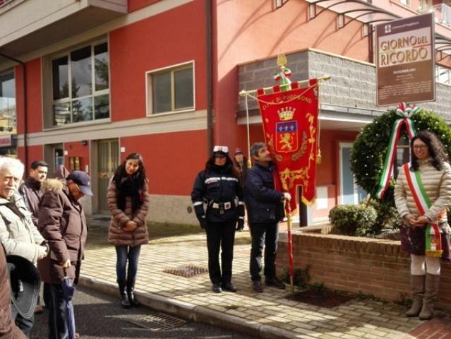 Giorno del Ricordo: Battipaglia celebra i martiri delle Foibe