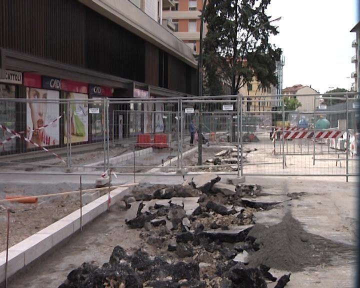 Tramvia Nuovo Cantiere In Viale Morgagni Attualit Firenze