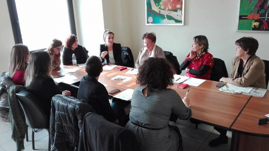 Le componenti della commissione pari opportunit for Componenti camera dei deputati