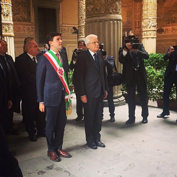 Stati Generali Lingua italiana con Renzi e Mattarella