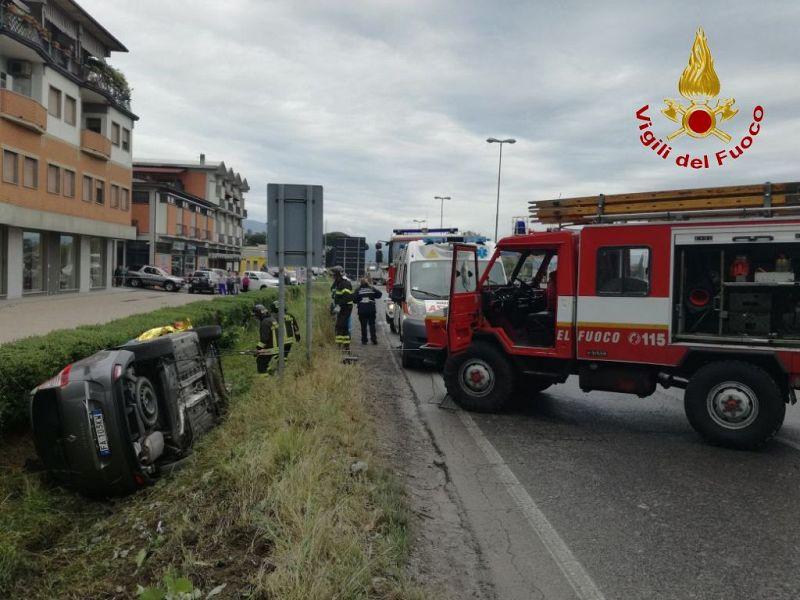 Incidente in autostrada Morto un carabiniere