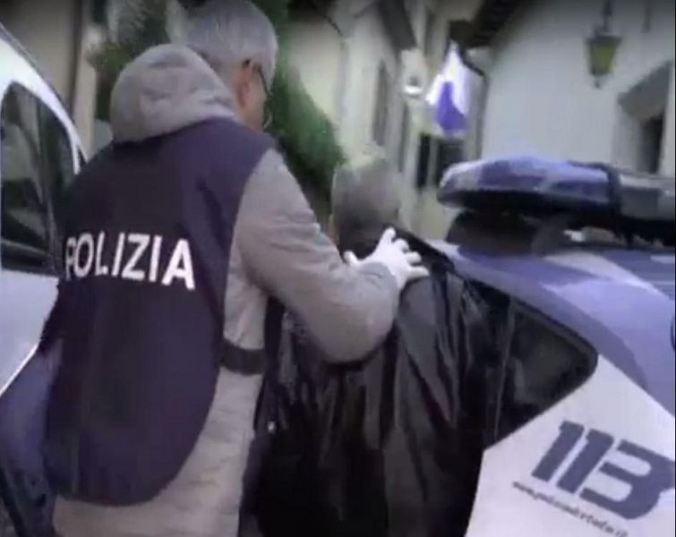 Catturato a Pisa stupratore seriale di escort