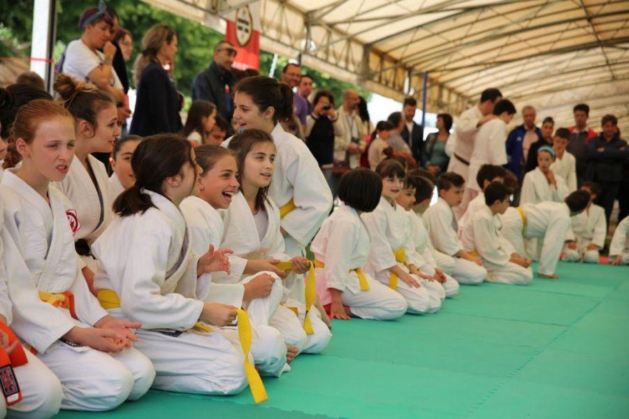 Judo tre elbani sul podio ai campionati toscani sport - Judo bagno a ripoli ...