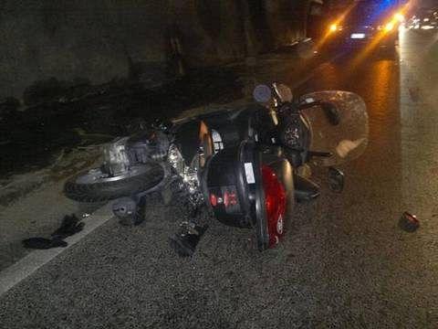 Muore travolta da uno scooter