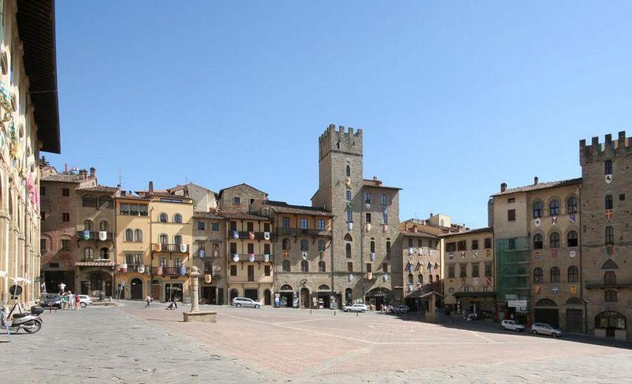 Tre scosse a Arezzo, la massima a 2.8