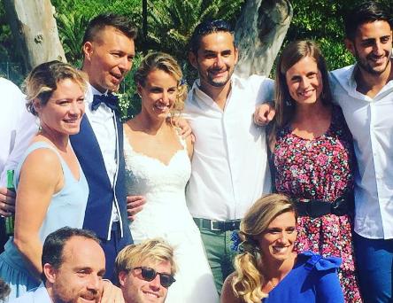 Tania Cagnotto si è sposata: chi è il marito Stefano Parolin