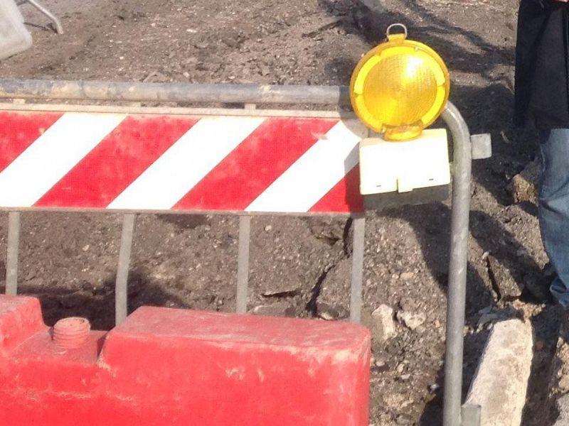 ULTIM'ORA - Incidente sul lavoro: nel cantiere cade una gru, operaio ferito