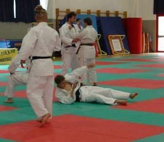 I judoka invadono il mandela attualit firenze - Judo bagno a ripoli ...