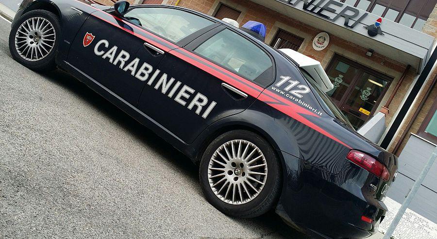 Spaccio di droga, ventunenne arrestato dai carabinieri a Celle