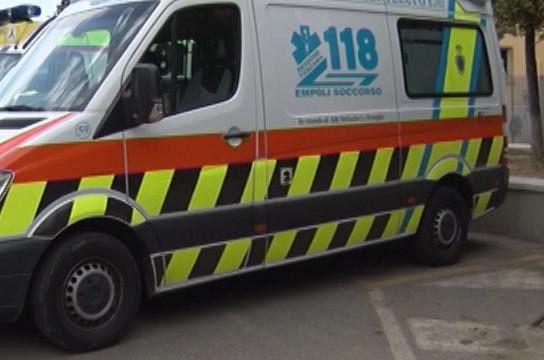 Fi-Pi-Li, cinque feriti nell'incidente fra tre auto