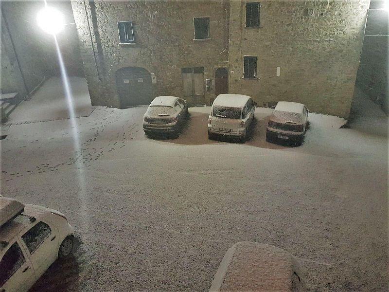 Rischio neve, scuole chiuse anche a Guidonia Montecelio