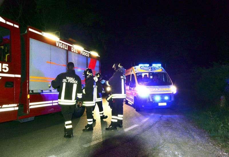 Schianto mortale sulla via Francesca Nord