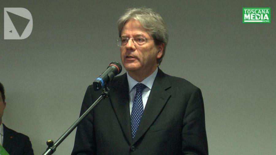 Gentiloni inaugura il Trauma Center di Careggi