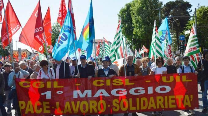 Primo Maggio, a Genova la festa del lavoro (che manca)
