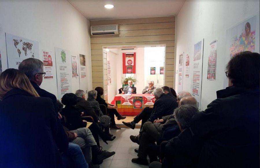Fontanelli inaugura la sede leu a fucecchio attualit for Senato della repubblica sede