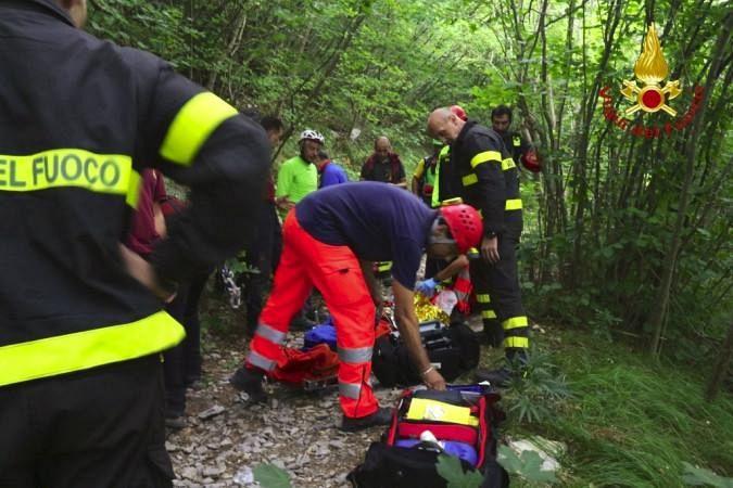 Anghiari (Ar): muore a 20 anni schiacciato da un tronco