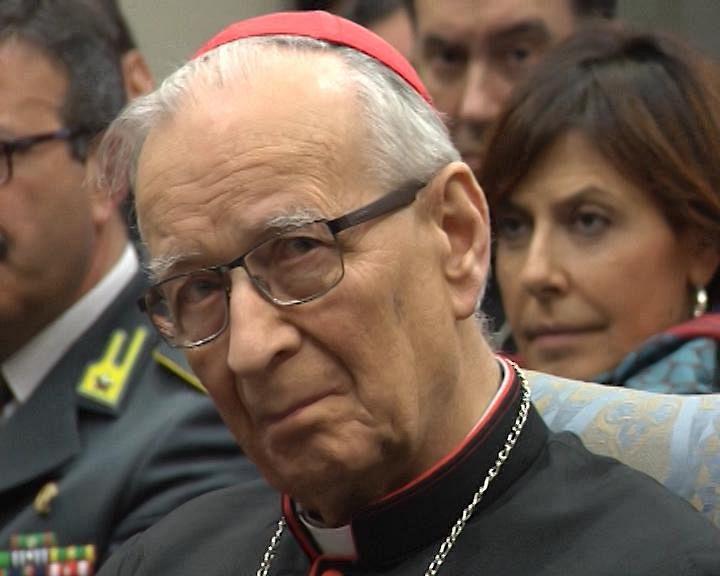 Scomparsa del cardinale Piovanelli, il cordoglio del sindaco Nardella