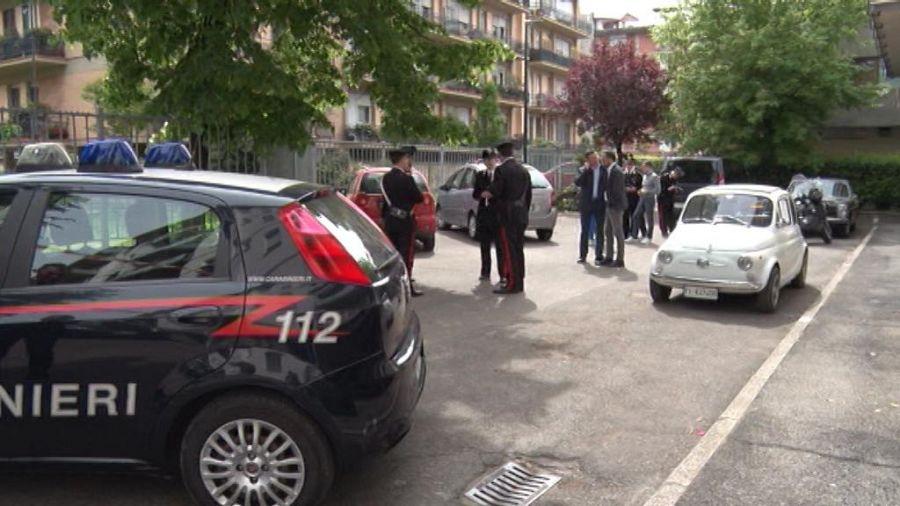 Limbadi, Giuseppe Vecchio uccide il figlio ad Agliana in via Guido Rossa