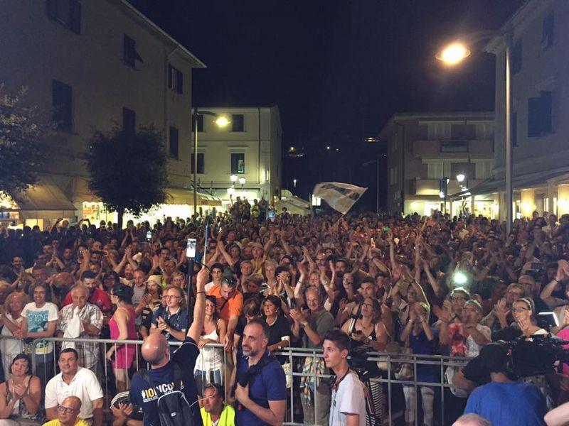 Beppe Grillo chiede più donazioni per il Movimento 5 stelle