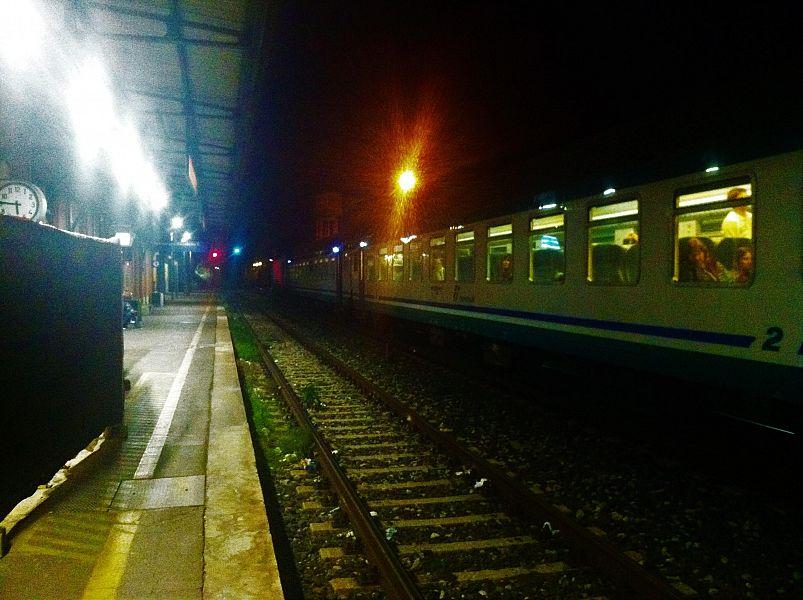 Rapinati sul treno per l 39 ultimo dell 39 anno cronaca buti - Bagno di romagna ultimo dell anno ...