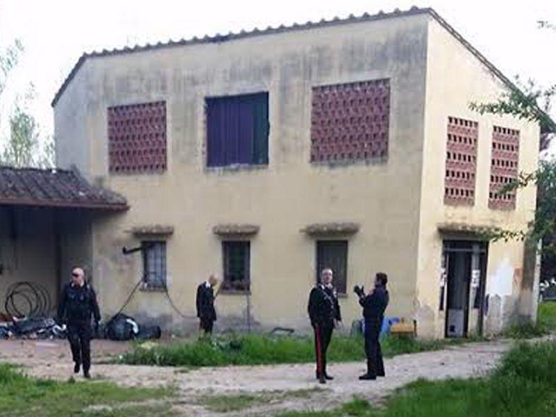 Sgomberato L 39 Ex Centro Di Formazione Enel Cronaca Bagno