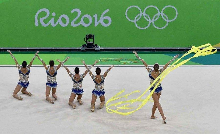 Rio, la Tammurriata nera per le italiane della Ginnastica Ritmica alle Olimpiadi