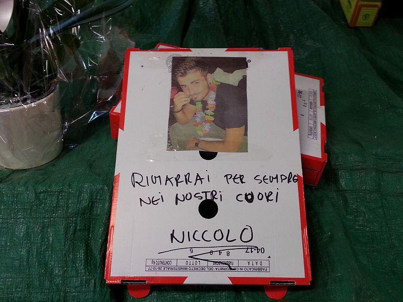Morte Niccolò Ciatti: oggi veglia a Scandicci Cronaca