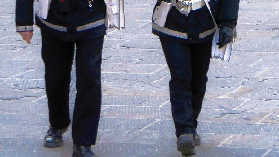 Tivoli - Gli Agenti di Polizia Locale festeggiano San Sebastiano