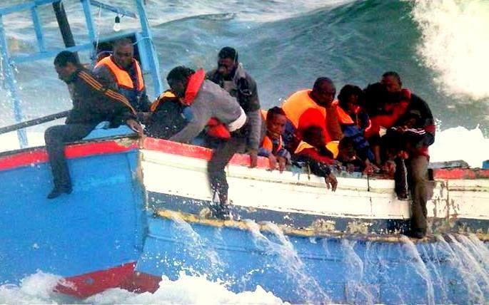 Risultati immagini per Il rapper dei migranti