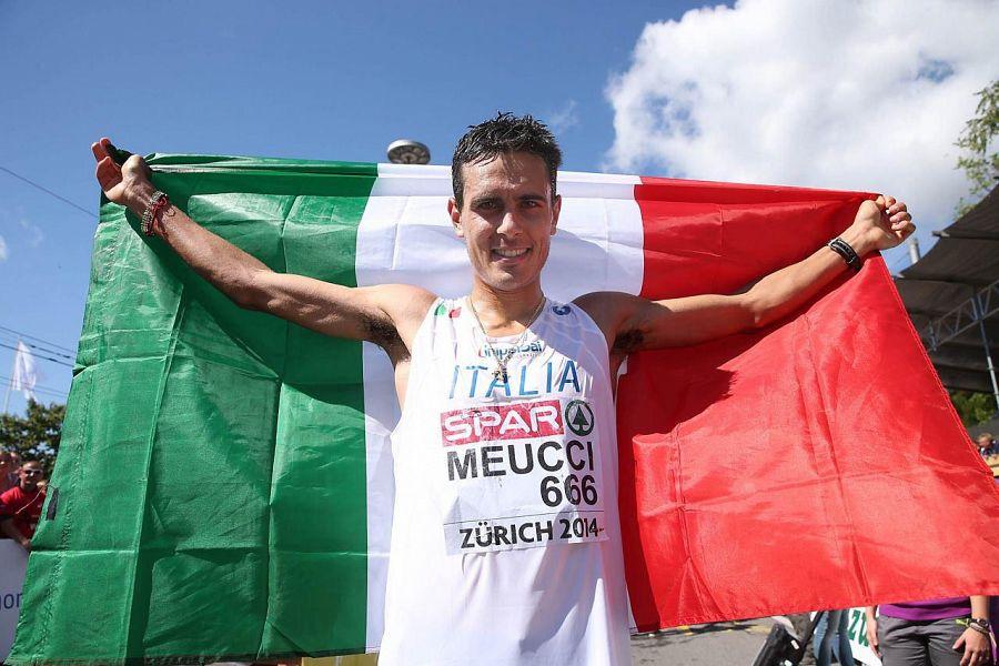 Daniele Meucci ritocca il suo record personale