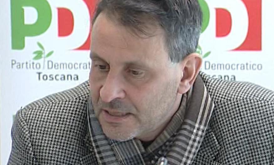 Peculato, il sindaco Oreste Giurlani agli arresti domiciliari