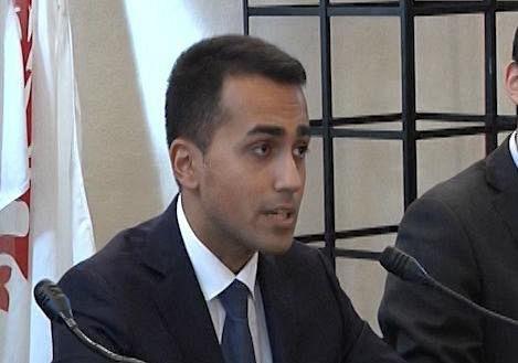 La domenica elbana di luigi di maio politica portoferraio for Vicepresidente della camera